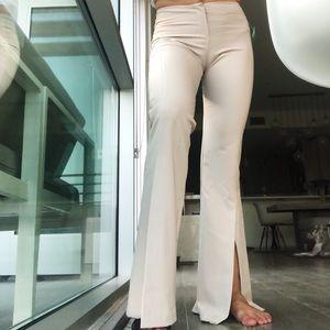 Pants - Fun Flare Slit Pants